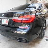 BMW740Mスポーツ ホイールリペア