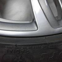 BMWM5 ホイールリペア