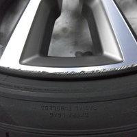 BMWX2M35i  ホイールリペア