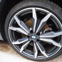 BMWX2 ホイールリペア