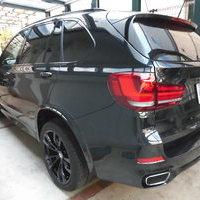 BMWX5Mスポーツ ホイール全塗装