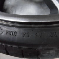 マクラーレン570Sスパイダー ホイールリペア