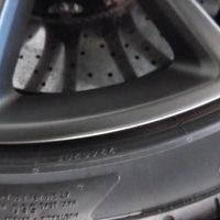 マクラーレン570S ホイールリペア
