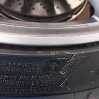 ポルシェ992型911カレラS ホイールリペア