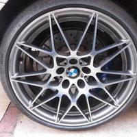 BMWM4 ホイールリペア