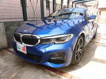 BMW330 ホイールリペア
