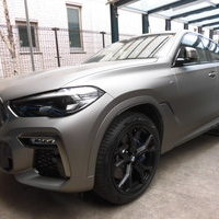 BMWM6 フルラッピング